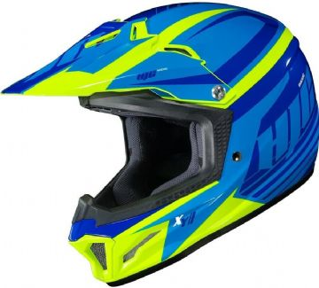 HJC CL-XY II Bartor Child's Youth Motorcycle Motorbike Offroad Moto X Helmet
